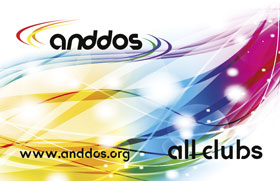 Anddos Card All Clubs