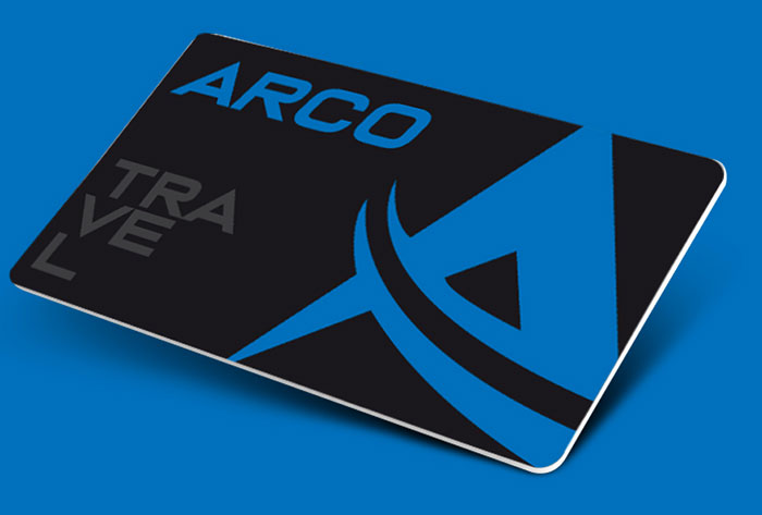 ARCO Card Travel