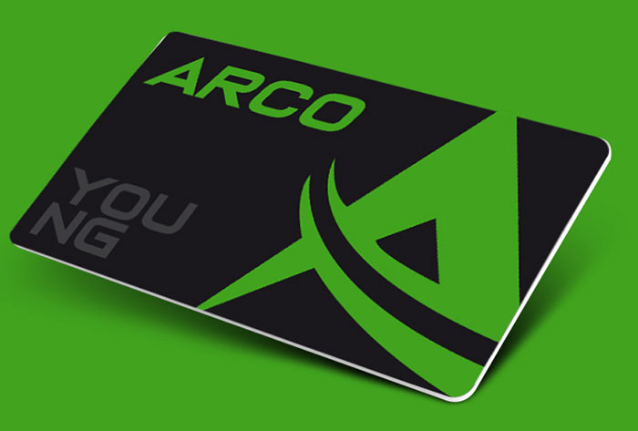 ARCO Card Young